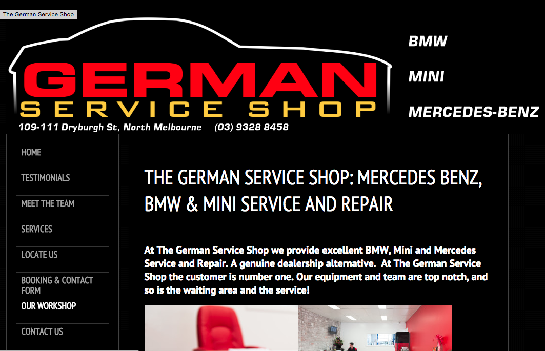 The German Service Shop